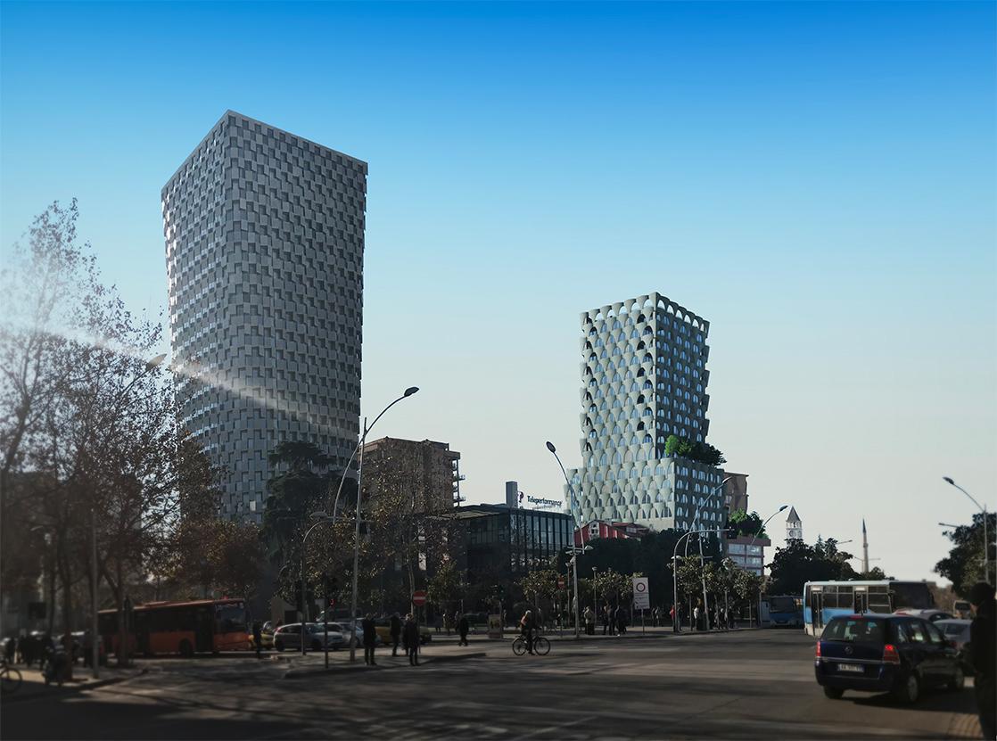 Book Building Tirana